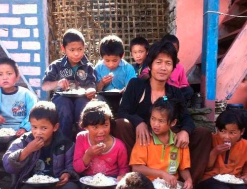 Reconstrucción escuela Bejang