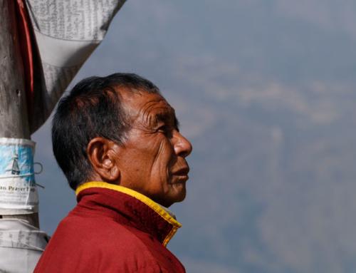 Monasterio Budista en Bending